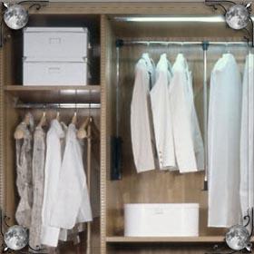 Много шкафов
