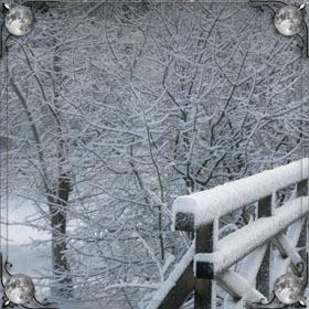 Много снега и сугробы