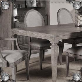 Много столов