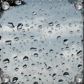 Мокнуть под дождем