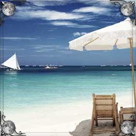 Море и лодка