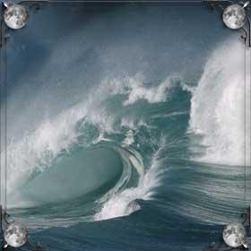 Море и прилив