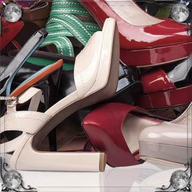 Надеть новую обувь