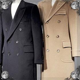 Надеть пальто