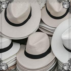 Надеть шляпу