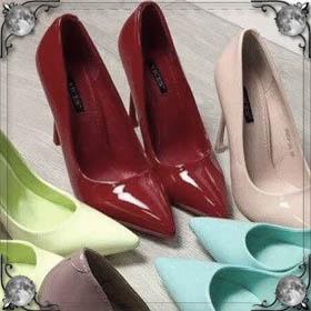 Надеть туфли
