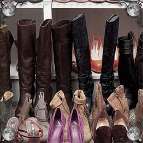Надевать ботинки