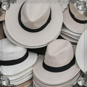 Надевать шляпу