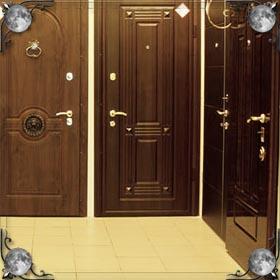 Найти дверь