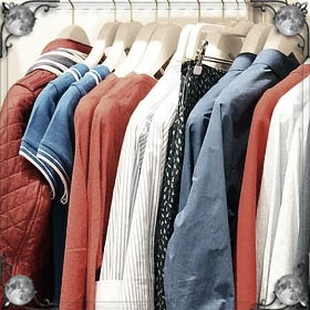 Наряжаться в красивую одежду