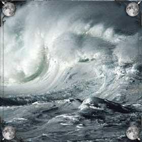 Незнакомое море