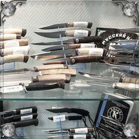 Нож в ноге