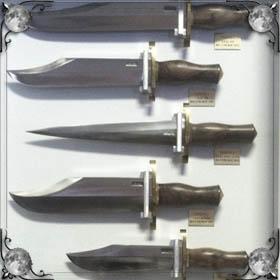 Нож в руках женщины