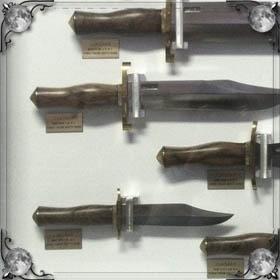 Ножи в воде