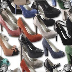 Обувь покойного