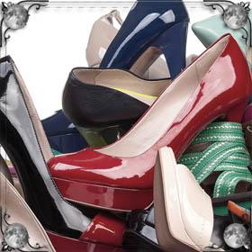 Обувь жены
