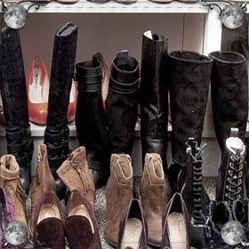 Обувать ботинки