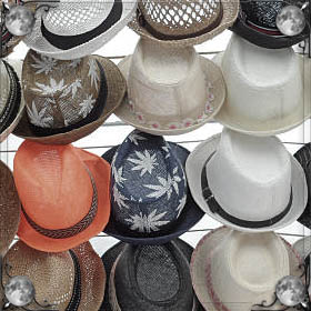Одели шапку