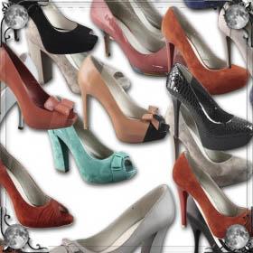 Одевать чужие туфли
