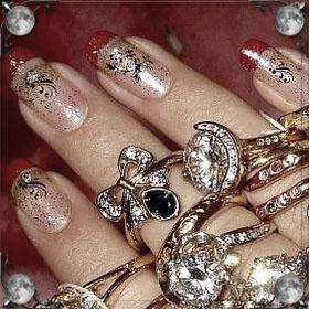 Одевать кольцо
