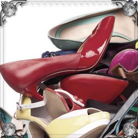 Одевать разную обувь