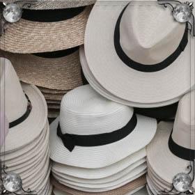 Одевать шляпу