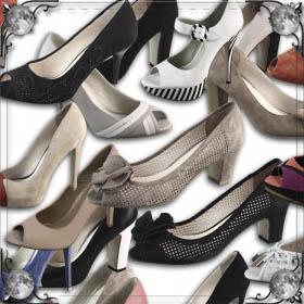 Одевать старую обувь