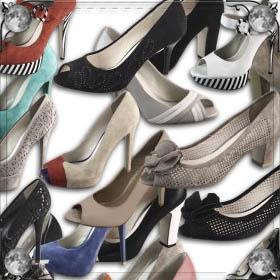 Одевать туфли на каблуке