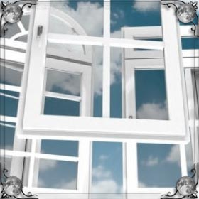 Окно и стекло