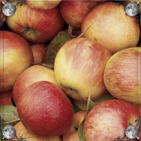 Откусывать яблоко