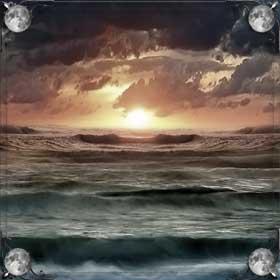 Падать в море