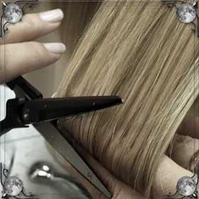 Парикмахерская и волосы
