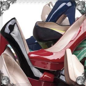Перепутать обувь