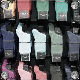 Подарили носки