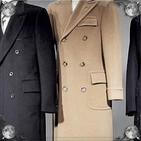 Подарили пальто