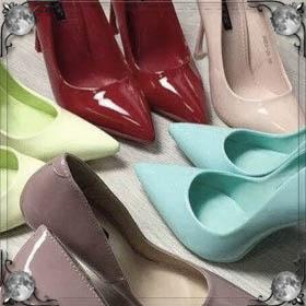 Подарили туфли