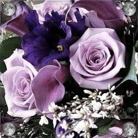 Подарить два цветка