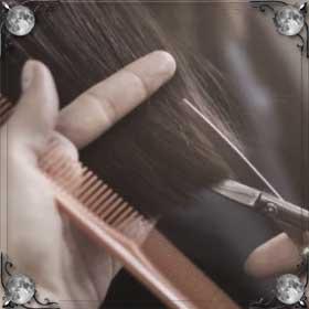 Подстричь волосы коротко