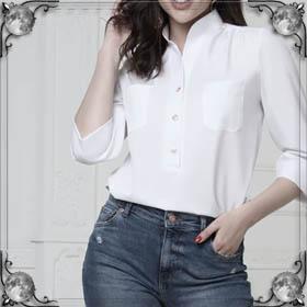 Покупать блузку