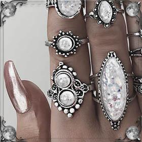 Поломанные кольца