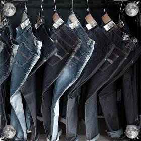 Порвать джинсы