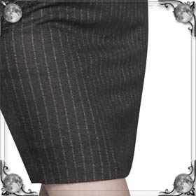 Порвать юбку