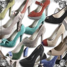 Порвать туфли