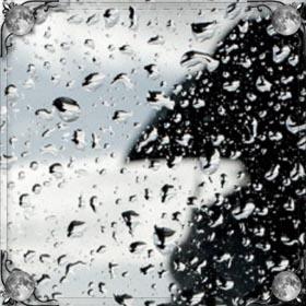 Прятаться от дождя