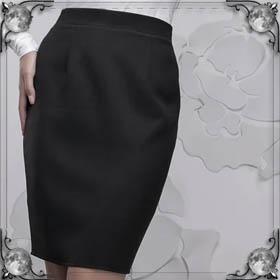 Примерять юбку