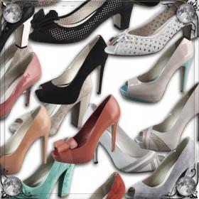 Примерять новые туфли