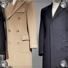 Примерять новое пальто