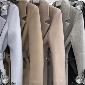 Примерять пальто