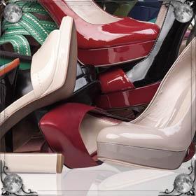 Продавать новую обувь