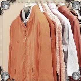 Прожженная одежда